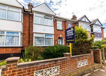 Thumbnail 3 bed terraced house for sale in Lingfield Road, Gravesend, Kent