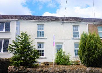 2 bed terraced house for sale in Rhyddwen Road, Craig-Cefn-Parc, Swansea SA6