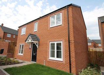 Thumbnail 4 bedroom detached house for sale in Clarksville Close, Carlisle