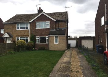 Thumbnail 3 bed semi-detached house for sale in The Street, Shotley, Ipswich