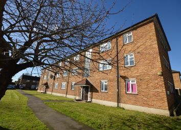 Thumbnail 2 bed flat for sale in Ripon Gardens, Chessington