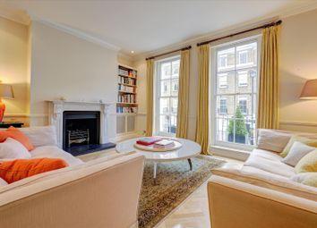 Thumbnail 4 bed terraced house for sale in Ebury Street, Belgravia, London