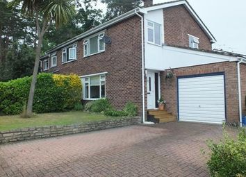 Thumbnail 3 bed semi-detached house for sale in Linstead Road, Farnborough