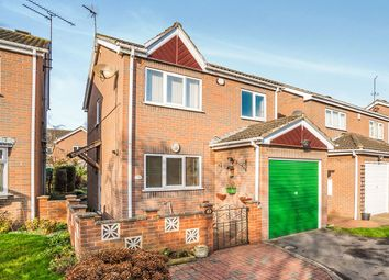 Thumbnail 3 bed detached house for sale in Oaktree Drive, Sutton-On-Hull, Hull