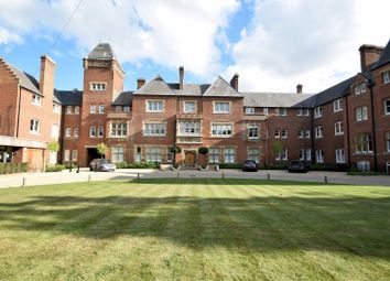 Thumbnail 2 bed flat for sale in Hermitage Court, Cholsey