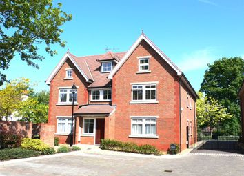 Thumbnail 2 bed flat for sale in Dean Court, Orchard View, Chertsey, Surrey
