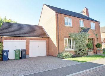 Thumbnail 4 bed detached house for sale in Bluebell Close, Ramsey St. Marys, Ramsey, Huntingdon