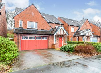 Thumbnail 5 bed detached house for sale in Duxbury Manor Way, Chorley, Lancashire
