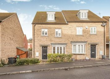 Thumbnail 4 bed semi-detached house for sale in Sandpiper Way, Leighton Buzzard, Bedford, Bedfordshire