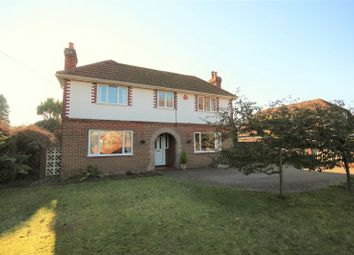Thumbnail 4 bed detached house for sale in Rollestone Road, Holbury, Southampton