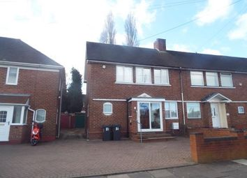 Thumbnail 3 bed end terrace house for sale in Meadway, Birmingham, West Midlands