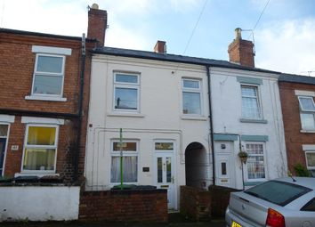 Thumbnail 2 bedroom terraced house for sale in Queens Road North, Eastwood, Nottingham