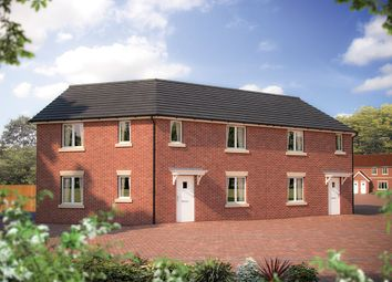 "Thumbnail 3 bed property for sale in ""The Bedford"" at Poethlyn Drive, Costessey, Norwich"