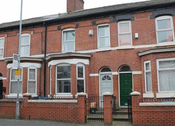 Thumbnail 3 bedroom terraced house for sale in Cromwell Grove, Levenshulme, Manchester