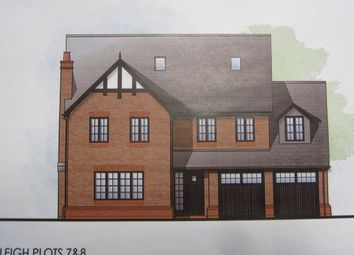 Thumbnail 5 bed detached house for sale in Cheerbrook Road, Willaston, Nantwich