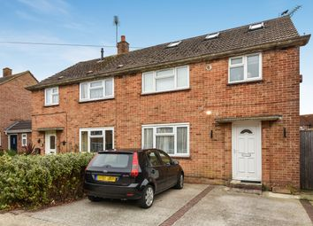 Thumbnail 5 bed semi-detached house for sale in Barlow Road, Chichester