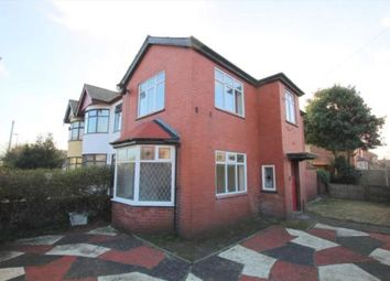 Thumbnail 3 bed detached house for sale in Abbeyville, Blackpool