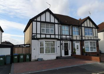 Thumbnail 3 bedroom semi-detached house for sale in Westfield Road, Southampton