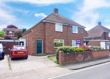 Thumbnail 2 bed semi-detached house for sale in Roosevelt Avenue, Walderslade, Chatham