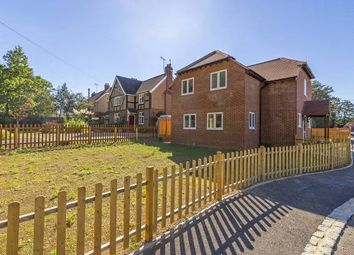 Thumbnail 4 bed detached house for sale in Beech Lane, Woodcote, Reading