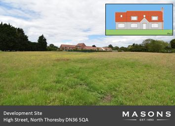Land for sale in Plot 1, High Street, North Thoresby, Grimsby DN36