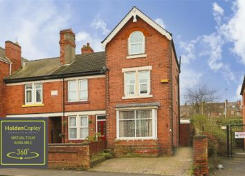 4 bed end terrace house for sale in Portland Road, Hucknall, Nottinghamshire NG15