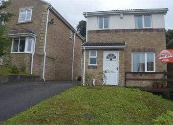 Thumbnail 4 bed detached house for sale in Cae Canol, Baglan, Port Talbot, West Glamorgan