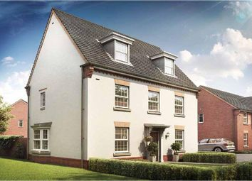 """Thumbnail 5 bed detached house for sale in """"Emerson"""" at Briggington, Leighton Buzzard"""