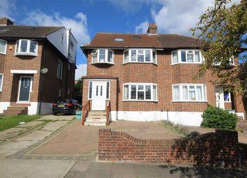 Thumbnail 4 bed semi-detached house for sale in Raeburn Avenue, Berrylands, Surbiton