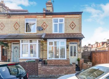 Thumbnail 2 bed end terrace house for sale in Parker Street, Watford