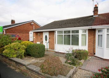 Thumbnail 2 bed semi-detached bungalow for sale in Esthwaite Avenue, Chester Le Street
