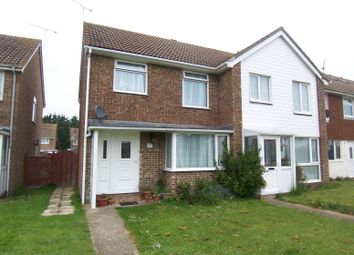 Thumbnail 3 bed semi-detached house to rent in The Winter Knoll, Littlehampton