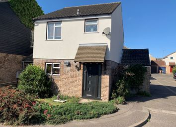 Thumbnail 3 bed link-detached house for sale in Hartley Close, Chelmer Village, Chelmsford