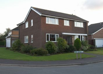 Thumbnail 4 bed detached house for sale in Ribby Avenue, Wrea Green, Preston