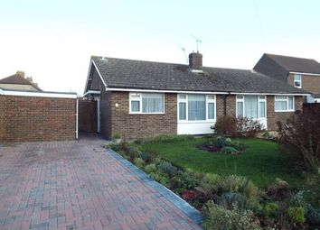 Thumbnail 2 bed bungalow for sale in Sun Park Close, Bognor Regis, West Sussex