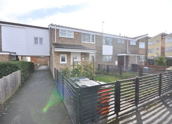Thumbnail 4 bedroom end terrace house for sale in Stubsmead, Swindon, Wiltshire