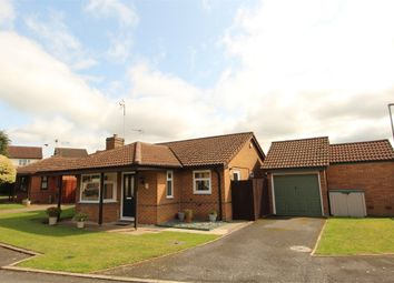 Thumbnail 2 bed detached bungalow for sale in Churchill Close, Lutterworth