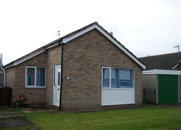 Thumbnail 3 bed detached bungalow to rent in Horner Close, Lincoln