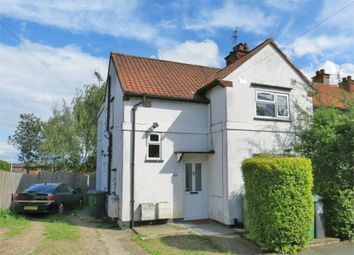 Thumbnail 2 bed maisonette for sale in The Crescent, Watford, Hertfordshire