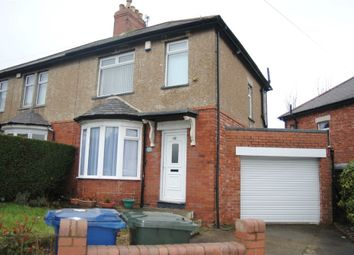 Thumbnail 2 bed semi-detached house to rent in Ponteland Road, Cowgate, Newcastle Upon Tyne, Tyne And Wear