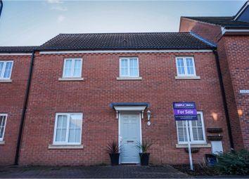 Thumbnail 3 bedroom terraced house for sale in Deer Valley Road, Woodston, Peterborough