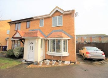 Thumbnail 3 bedroom semi-detached house for sale in Symonds Road, Hitchin