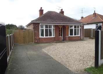 Thumbnail 2 bed detached bungalow for sale in Willingham Road, Knaith Park, Gainsborough