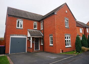 Thumbnail 4 bed detached house for sale in Caldera Road, Hadley, Telford, Shropshire