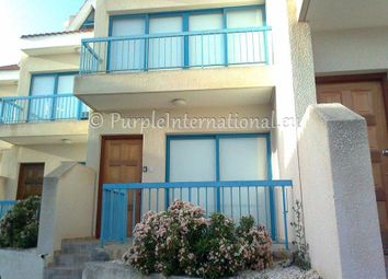 Thumbnail 3 bed town house for sale in Chloraka, Cyprus