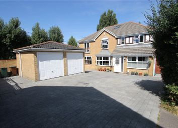 Thumbnail 6 bed detached house for sale in Fordwich Drive, Frindsbury, Kent