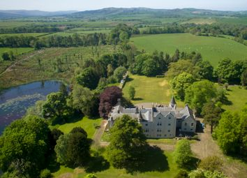 Thumbnail 10 bed detached house for sale in Kirkmichael House, Kirkmichael, Ayrshire