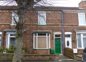 Thumbnail 2 bed terraced house to rent in Rectory Avenue, Gainsborough, Lincolnshire