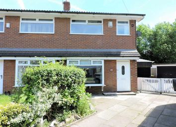 Thumbnail 3 bed semi-detached house for sale in Wilsthorpe Close, Heaton Chapel, Stockport