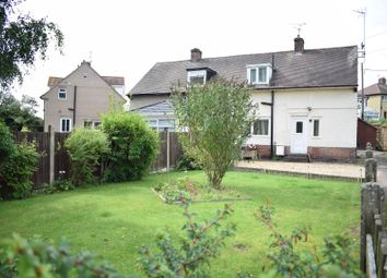 Thumbnail 2 bed semi-detached house for sale in Newlands Drive, Mansfield